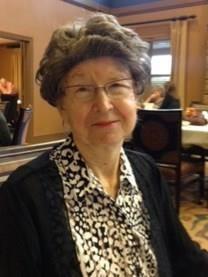 Pauline Mildred Prachyl obituary photo