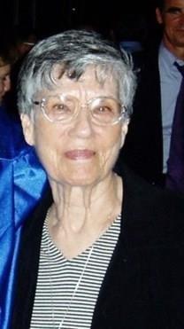Mary Aurora Silvas obituary photo