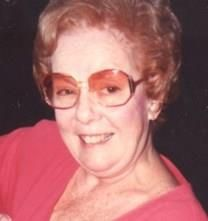 Mary Bertha Skomp obituary photo