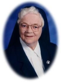 Sister Victor Martin obituary photo