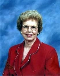 Betty Jean Pool obituary photo