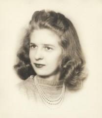 Emily K. Carroll obituary photo