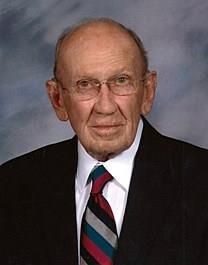 Charles Calvin Cunningham obituary photo