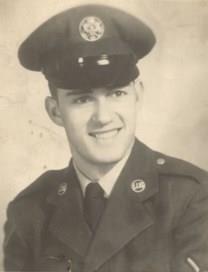 Fred Carson Burke obituary photo