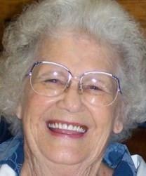 Annis Ruth James obituary photo