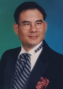 Victor Hon Keong Chock obituary photo