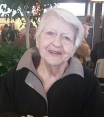 Loraine WALKER obituary photo