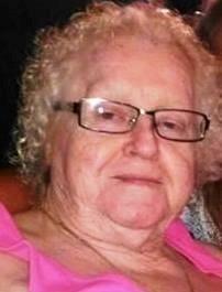 Audrey Parker May obituary photo