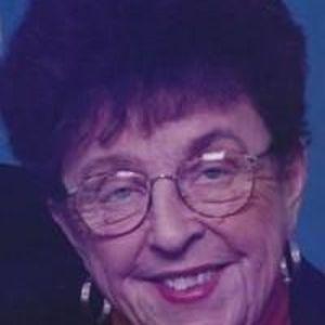 Geraldine M. Riedmaier