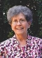 Martha Jo Faulkner obituary photo