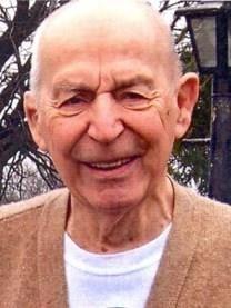 Ernest Francis Bernhardi obituary photo