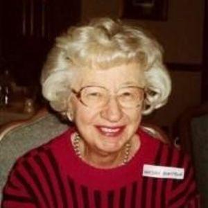 Marjorie Ann McCue Bergstrom