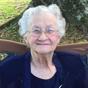 Hazel Breaux Huffman