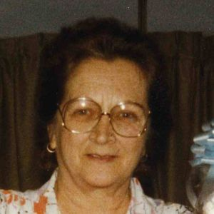 Mary R. Nunn Obituary Photo