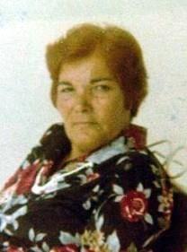 Ana Zambrana obituary photo
