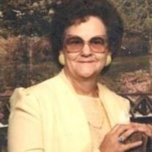 Shirley Ann Wright Coble