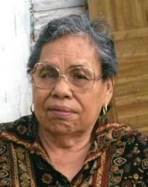 Ambrocia Montelongo obituary photo