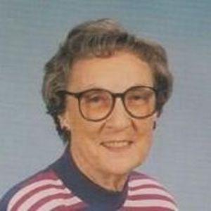 Lora Mae Shrewsbury Oxley
