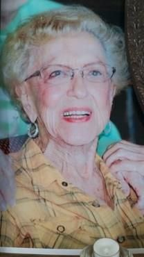 Margie O. Knowles obituary photo
