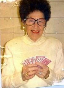 Helen Frances Ekstrand obituary photo