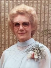 Kathryn Teresa Spence obituary photo