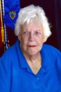 Jane Mitchell Hobson obituary photo