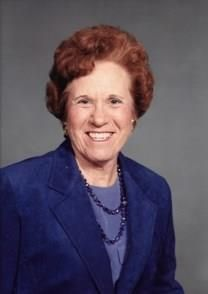 Frances Gardner obituary photo