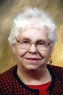 Annie Louise King obituary photo