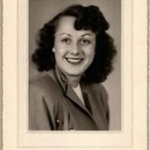 Marion Alene Hayter