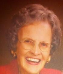 Rose O. Brien obituary photo