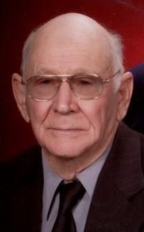 Raymond Luther Allen obituary photo