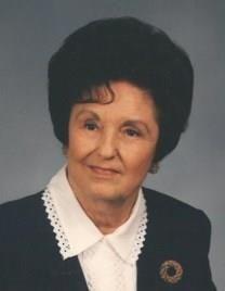 Christina Christina Stover obituary photo