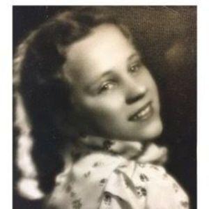 """Gertruda K. (""""Trudy"""") Mendenhall"""