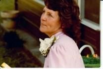 Mary Audrey Jodzio obituary photo