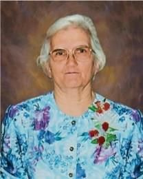 Doris Ann Daniels obituary photo