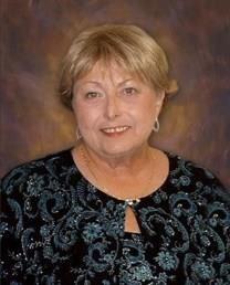 Frances Faye Burris obituary photo