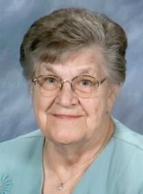 Mary Maxine Dawson obituary photo