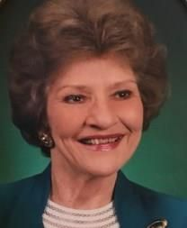 Jean Muscatello Beam obituary photo
