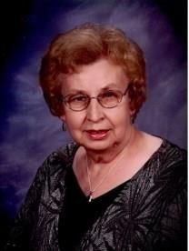 Betty Lou Blanchard obituary photo