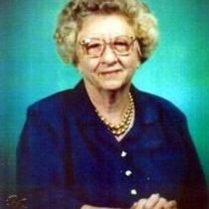 Thelma Lorine McCluskey