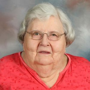 Agnes C. Imdieke Obituary Photo