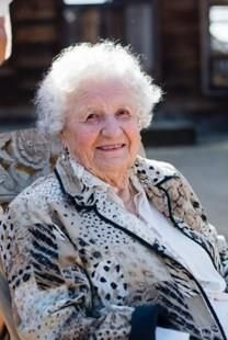 Rose Pearl Zankich obituary photo