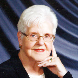 Betty Jo Zott Obituary Photo