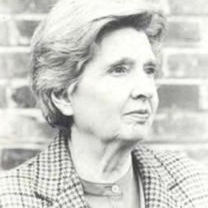Mary Burke Sherwood