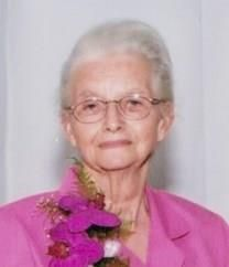 Hazel Lee Snyder obituary photo