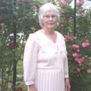 Shirley Anna Merrick