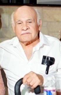 Alejandro Saldana obituary photo