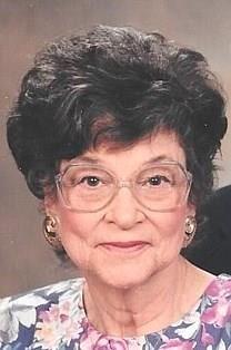 Lillian Olene Jerry Mooty obituary photo