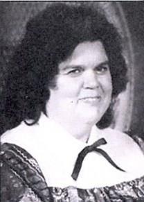 Pearl Mae Higdon obituary photo