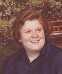 Mary Catherine Mase obituary photo